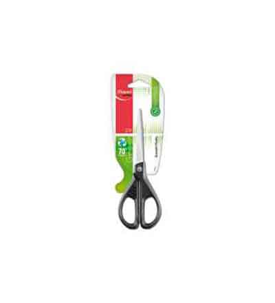 MAPED 17CM ESSENTIALS SYMMETRICAL SCISSORS BLACK