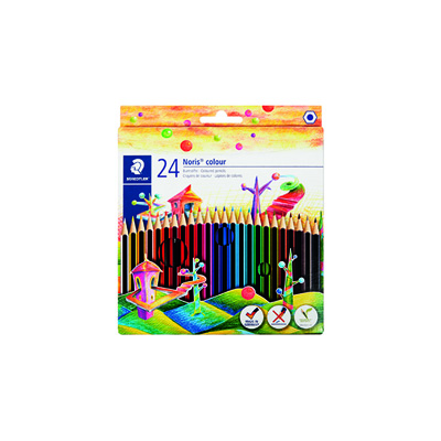 STAEDTLER NORIS CLUB PENCILS (SET OF 24)