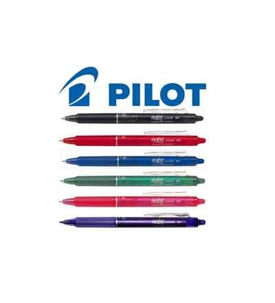 PILOT FRIXION CLICKER PENS
