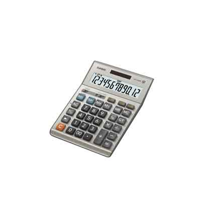 CASIO DM-1200BM 12 DIGIT DESKTOP