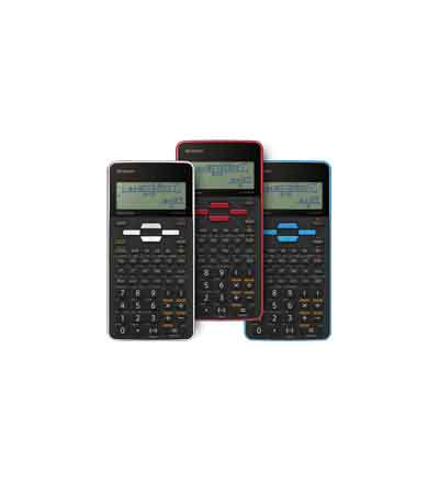 SHARP EL535 SCIENTIFIC CALCULATORS