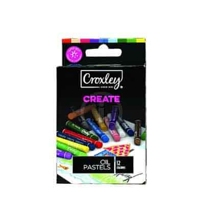 CROXLEY CREATE OIL PASTELS