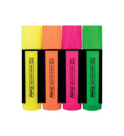 CROXLEY CREATE HIGHLIGHTERS