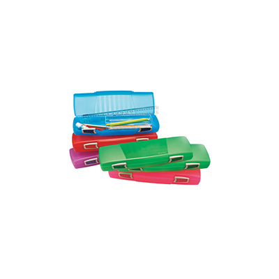 BANTEX ULTI-MATE PENCIL CASE ASSORTED