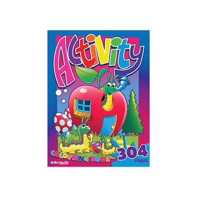 ACTIVITY BOOK 304 PG