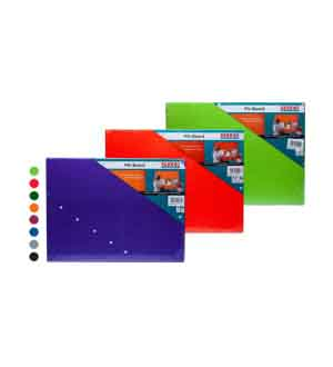 PARROT PIN BOARDS 600X450MM ASSORTED COLOURS