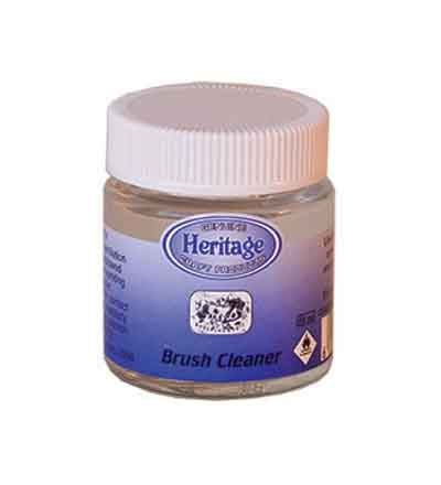 HERITAGE BRUSH CLEANER 50ML
