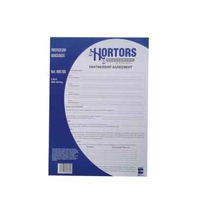 HORTORS LEASE FOR RESIDENTIAL ACCOMODATION DOCUMENTS