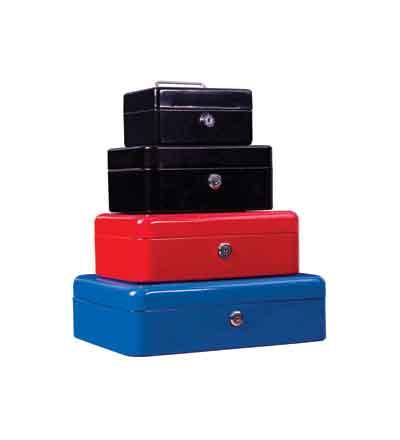 TREELINE CASH BOXES