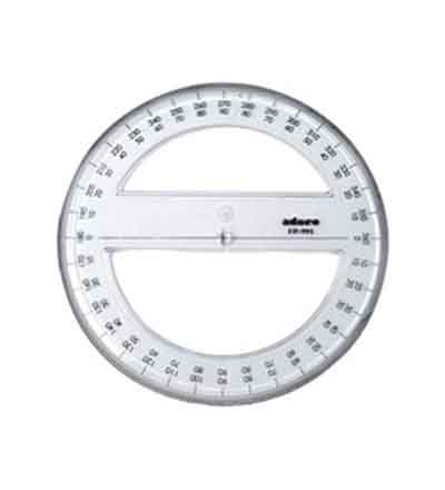 INTERSTAT PROTRACTOR 350? 15CM