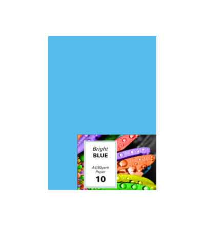 RBE A4 BRIGHT PAPER PACKS