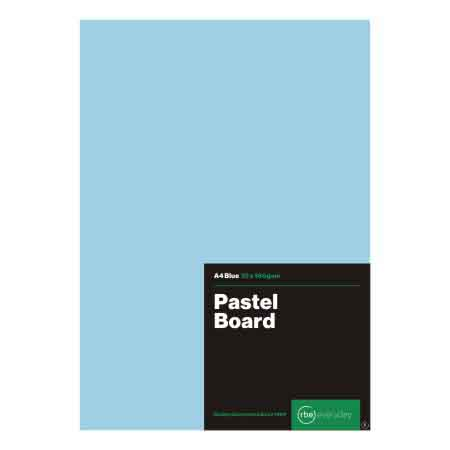 RBE A4 PASTEL PAPER PACKS