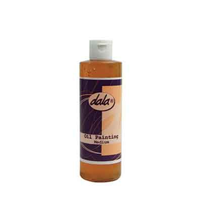 DALA ALKYN PAINTING MEDIUM 250ML