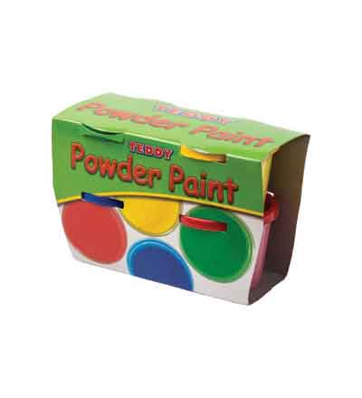 DALA POWDER PAINT KIT 4X100G