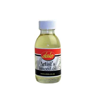 DALA ARTIST LINSEED OIL 100ML