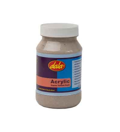DALA ACRYLIC TEXTURE PASTE ROUGH 500ML