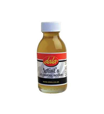DALA ARTIST OIL MEDIUM 100ML