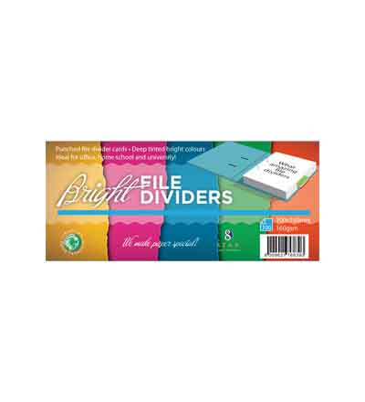 GRAFTON FILE DIVIDERS