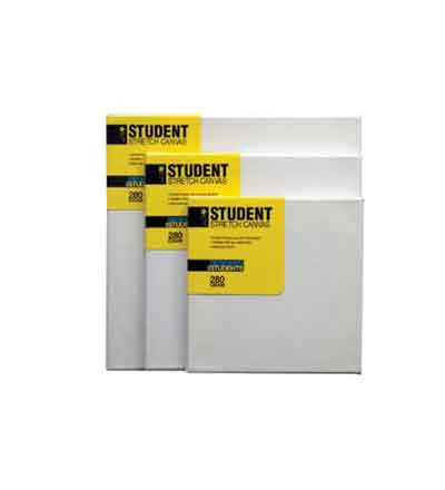 PRIME ART STRETCH CANVAS STUDENT