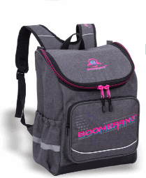 Boomerang RIPSTOP ROUND OPENING DIVISION BACK PACK