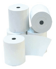TREELINE MACHINE BOND PAPER ROLLS