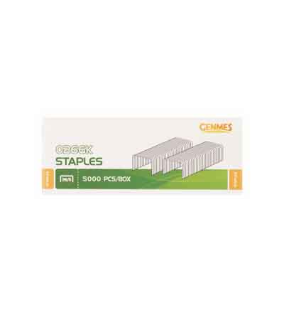 GENMES STAPLES 26.6 56 (1000)