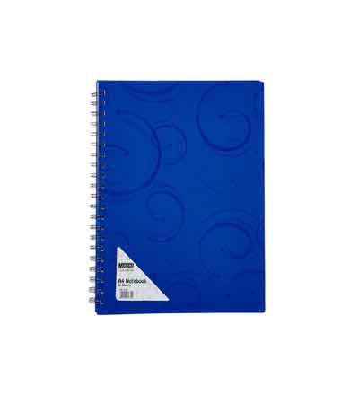 MEECO A4 CREATIVE COLLECTION NOTEBOOKS