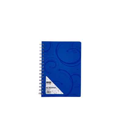 MEECO A5 CREATIVE COLLECTION NOTEBOOKS