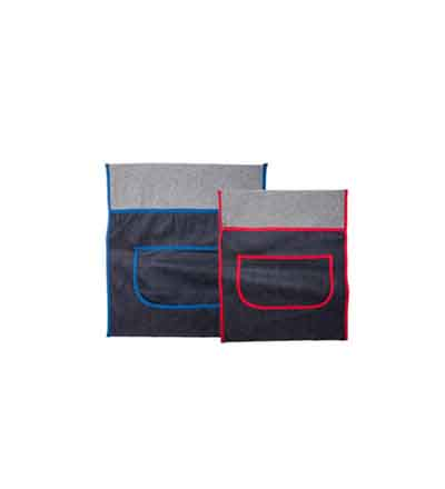 INTERSTAT DENIM CHAIR BAGS