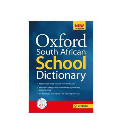 OXFORD SA SCHOOL DICTIONARY 4E