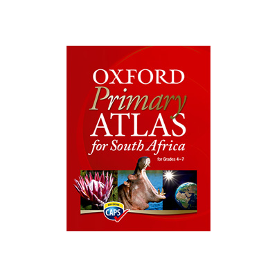 OXFORD PRIMARY ATLAS FOR SOUTH AFRICA