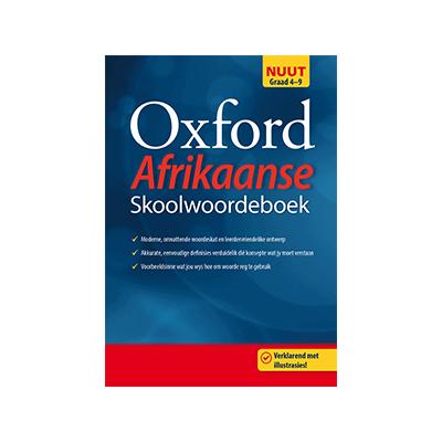 OXFORD AFRIKAANSE SKOOLWOORDEBOEK