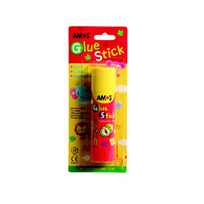 AMOS GLUE STICK VALUE PACK (EXCLUSIVELY TO PNA)
