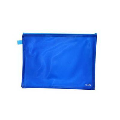 CROXLEY BOOK BAGS BRIGHT PVC NEON