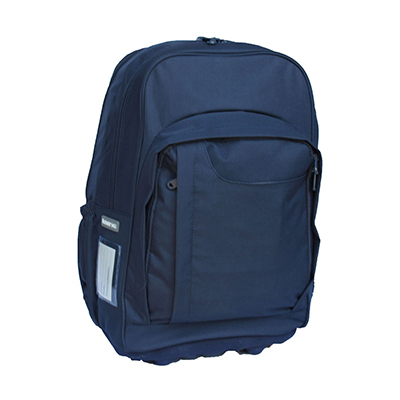 Boomerang LARGE ORTHO BACK PACK (BLACK,NAVY)
