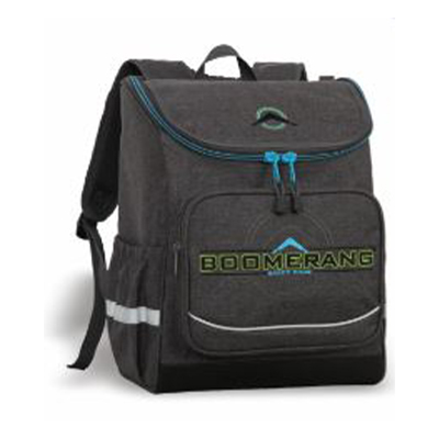 BOOMERANG LARGE ORTHO MELANGE BACK PACK