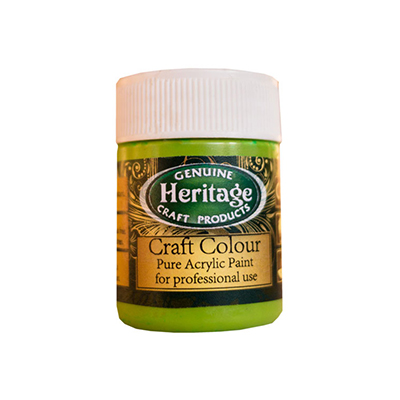 HERITAGE CRAFT COLOUR PAINT 50ML