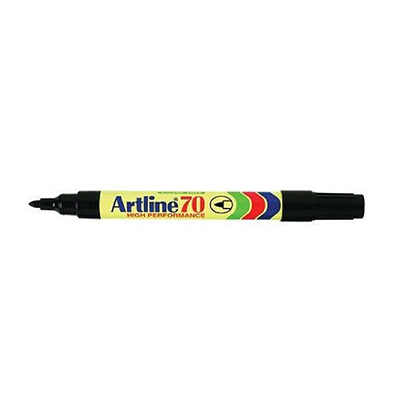 ARTLINE EK70 PERMANENT MARKERS BULLET POINT