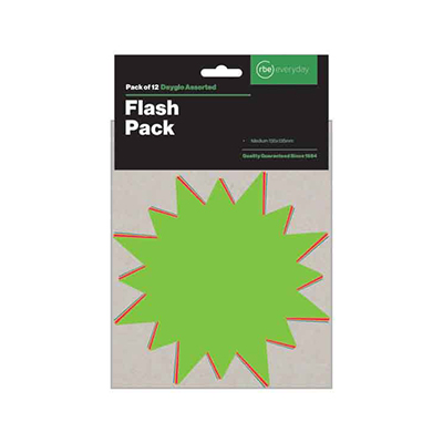 PAPERSMART FLASH PACKS - MEDIUM