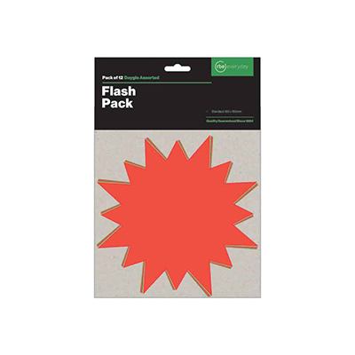 PAPERSMART FLASH PACKS - STANDARD