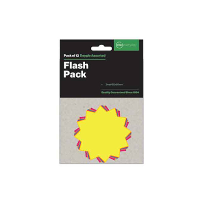 PAPERSMART FLASH PACKS - SMALL