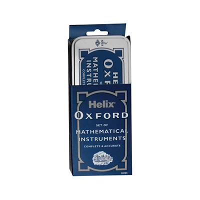 HELIX OXFORD MATH SET 11 PIECE