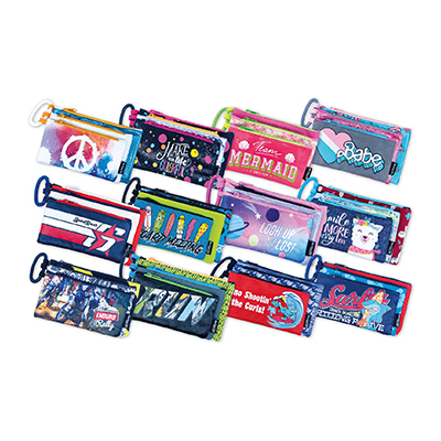 BUTTERFLY PENCIL BAG DELUXE