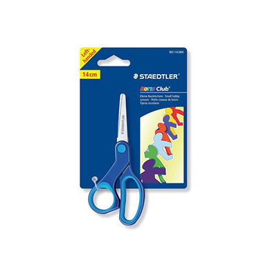 STAEDTLER NORIS CLUB SCISSORS 14CM LEFT HANDED