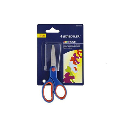 STAEDTLER NORIS CLUB SCISSORS 14CM