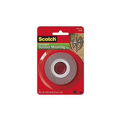 SCOUTCHMOUNT 4011 OUTDOOR MOUNTING TAPE
