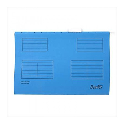 BANTEX SUSPENSION FILE FOOLSCAP RETAIL (PACK OF 10)