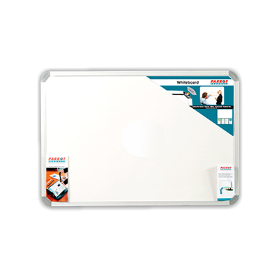 PARROT WHITEBOARD NON MAGNETIC 600X450MM